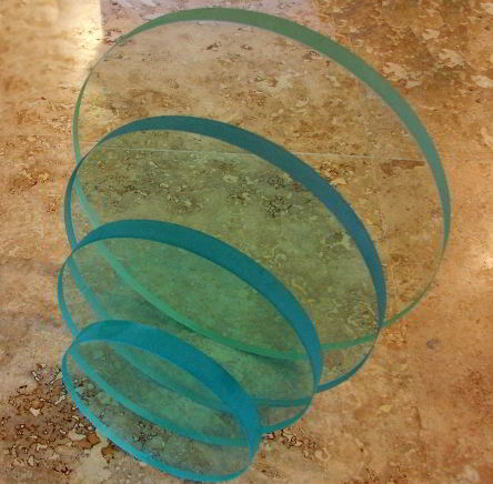 Inch Plate Glass Mirror Blanks